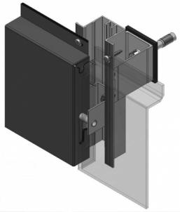 Ventilated fasades - Composite material (ETALBOND)