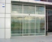 Automatic doors - Automatic sliding doors