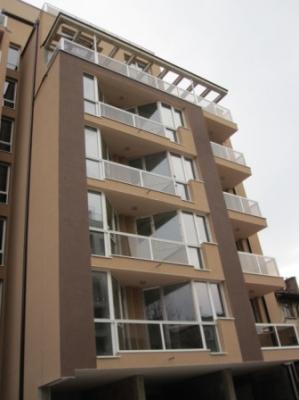 PVC дограма задна фасада
